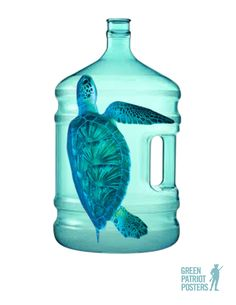 The endangered sea turtles are being threatened by the large mass of consumers' plastic that is rapidly accumulating in our oceans. If we don't start taking action, there will be more plastic than turtle in our seas.