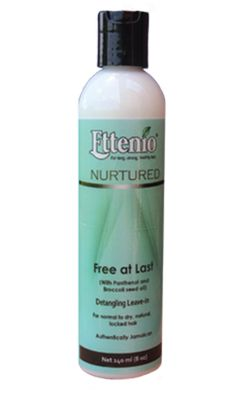 Ettenio Free at Last - Exotic Hair Products