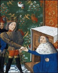 THOMAS OF WOODSTOCK, DUKE OF GLOUCESTER, seventh and youngest son of the English king Edward III,