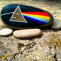 Pink Floyd. Dark-side Rock:) Painted by me!