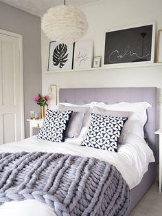 Scandi Bedroom Cushions