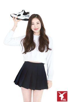 GFriend SinB - Born in South Korea in 1998. #Fashion #Kpop