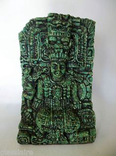 Vintage Aztec God