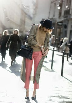 hat. les anti-modernes*: style notes: street seen