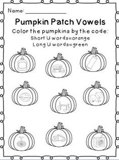 Freebies in the Download Preview!!!  Fabulous Fall Printables for 1st-2nd Grade~ Math and ELA printables!!! Great for centers or review!!!  Themes:  Apples, Pumpkins, Scarecrows, and Halloween!!