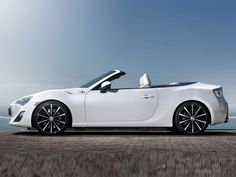 The Toyota FT-86 Open concept previews a possible Canadian-market Scion FR-S roadster.