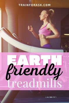Looking for a treadmill that can you can get a good workout in but is eco-conscious? Here are 8 earth-friendly treadmills. Home Treadmill, Electric Treadmill, Folding Treadmill, Cardio At Home, Running On Treadmill, Jogging For Beginners, Running Plan, Running For Beginners