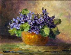 """Max Theodore Streckenbach More """"Max Theodore Streckenbach"""" Art Floral, Floral Drawing, Cow Art, Still Life Art, Botanical Flowers, Pictures To Paint, Watercolor Flowers, Painting Inspiration, Flower Art"""