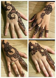 Legs are a very beautiful canvas for showcasing Mehndi. It is a tradition for the Indian bride to apply mehndi both on the hands and the legs.Mehndi Designs Name are given here. From these names you can find designs here which you like to apply.