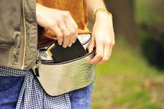 torebka-nerka #silverbag #bag #newlook