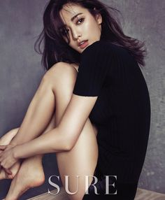 Nana (After School) - Sure Magazine April Issue '16