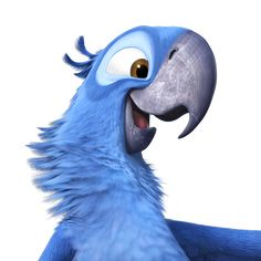Edit image, resize image, crop pictures and appply effect to your images. Parrot Wallpaper, Cartoon Wallpaper, Disney Images, Disney Art, Rio 2 Characters, Rio Blue, Rio 2 Movie, Parrot Drawing, Easy Disney Drawings
