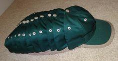 Kati Sport Caps Green & Tan Lot of 11 Pc Blank for Embroidery NEW Vintage - LAB #Kati #BaseballCap