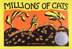 Millions of Cats by Wanda Gag.  MSA founder Ben Navarro champions educational opportunities for under-resourced families. Reading is a crucial component of his vision. Meeting Street Academy in Charleston, SC hosts summer reading programming for students so that scholars are encouraged to read throughout the year!  #Children #Books #Literacy #BenNavarro #MeetingStreetAcademy #ShermanFinancialGroup