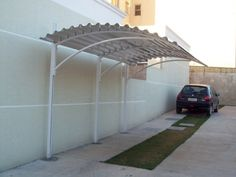 Pergola Designs DIY - - - Covered by ., Pergola Designs DIY - - - Modern Covered Pergola - Modern Pergola Architecture Whilst age-old with concept, the pergola has become experiencing a bit of a contemporary. Cantilever Carport, Pergola Carport, Building A Pergola, Small Pergola, Pergola Attached To House, Pergola With Roof, Outdoor Pergola, Backyard Pergola, Pergola Plans