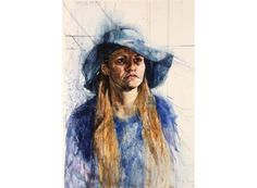 Sky Arts Portrait Artist of the year finalist, Aine Divine teaches watercolour portrait workshops. #painting_class #painting_workshop #painting_lesson #portrait_artist_of_the_year