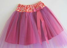 kiddy skirt for my cousin :)