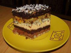 Piasek pustyni Polish Cake Recipe, Polish Recipes, Biscotti, Food Art, Tiramisu, Cake Recipes, Sweet Tooth, Cheesecake, Food And Drink