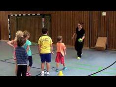 Schule Handball 2014 - YouTube
