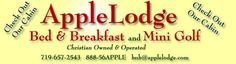 Apple Lodge B Great Alternative to a motel or cabin experience.  All B rooms with private baths. Full country breakfast included. Free Wi-Fi, Sat. TV and movies.  Massage and mini golf on the property.