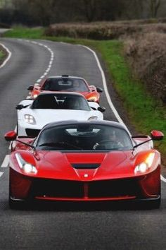 This doesn't look LaFerrari then whats this?