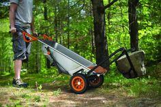 cart 1 650x433 The Multi Duty Worx Aerocart