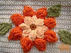gotta gotta gotta make this bag flower crochet chart also included with bag instructions!!!!!