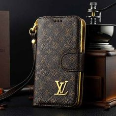 Louis Vuitton Samsung Galaxy S5 Case LV Wallet Monogram Brown [9600.01.01S] - $29.90 : Leavingeast's Store: Louis Vuitton iPhone 5 Cases, LV iPhone 5 Case On Sale  Still looking for a nice phone case for your galaxy s5? Here it is, bet you would love it the minute your phone is put in this case.