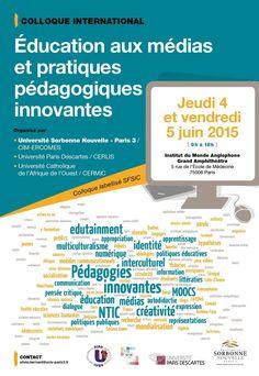 Education aux médias et pratiques pédagogiques innovantes | L'info en V.O.