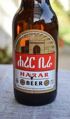 Harar #Beer #Ethiopia http://cooksipgo.com/great-ethiopian-beer-review/
