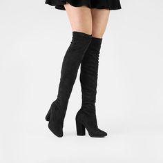Bota Zatz Over the Knee Caramelo | Zattini