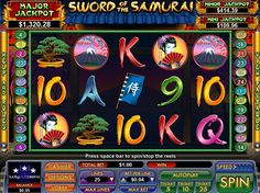 Japanese Themed Casino Game With Jackpots Plus Other Exciting Features