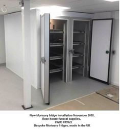 106 Best Mortuary Fridges for funeral homes  Made in the UK images