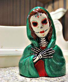 19 beste afbeeldingen van dead madonna Schedel, Mexicaanse