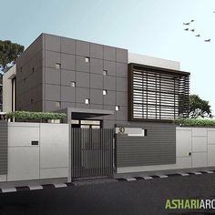 Project : Residential Location : Palembang Site Area : 300 m2 Building Area : 160 m2 One stop service for architecture and interior design. Contact (phone/wa) : +6287 8877 3787 5 Email : marketing@ashariarchitects.com www.ashariarchitects.com #ashariarchitect #arsitek #arsitekindonesia #arsitekjakarta #jasaarsitek #arsitekturmodern #architect #architecturemodern #rumahminimalis #home #house #rumah #homedesign #modern #desainrumah #arsitekturrumahku #archdaily #architizer #palembang…