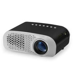 1080P Mini 3D Projector Multimedia LED Projector Home Education Cinema Video AV TV VGA HDMI USB Free Shipping for Russia Brazil