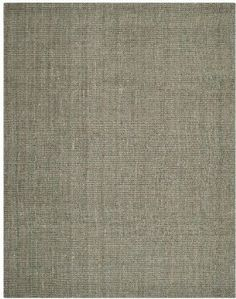 Amazon.com - Safavieh NF730B Natural Fibers Collection Jute Area Rug, 9-Feet by 12-Feet, Grey