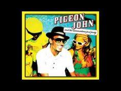 Pigeon John - Weight Of The World