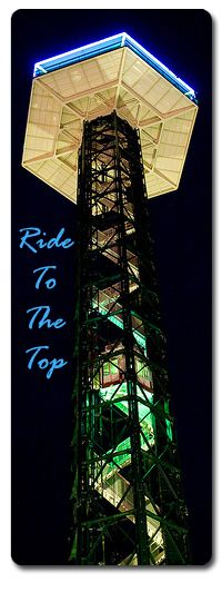 A trip up in the Needle, will give you a great view and a change of scenery.  #gatlinburg