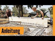 Ringfundament bauen | HORNBACH Meisterschmiede - YouTube