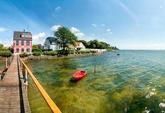 Langelinie Faaborg-Denmark