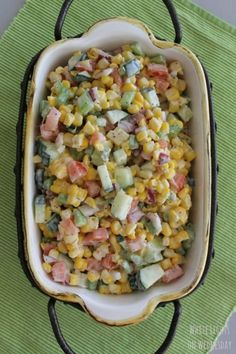 Needs tweaking, but could be WFPB Fresh Vegetable Salad | White Lights on Wednesday