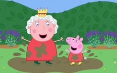 i nuovi episodi di #PeppaPig #cartoon #kids #raiyoyo #bambini #mamme #tv