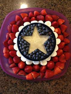 Captain America party, Avengers