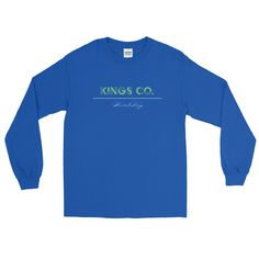 Kings Co Signature SS Knit
