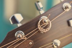 Engagement Photos By Elevate Photography cool idea, and what a gorgeous ring!