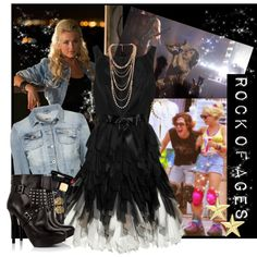 """""""Rock of Ages"""" by fashionistlady on Polyvore"""