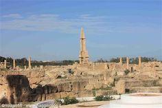 Sabratha - sito romano