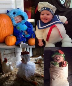 Smile here are some baby Halloween costumes! #baby #Halloween #costumes #medicinesmexico #cute