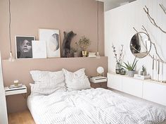 Harmony and design: UN ELEGANTE DORMITORIO